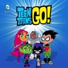Legendary Sandwich / Pie Bros - Teen Titans Go! Cover Art