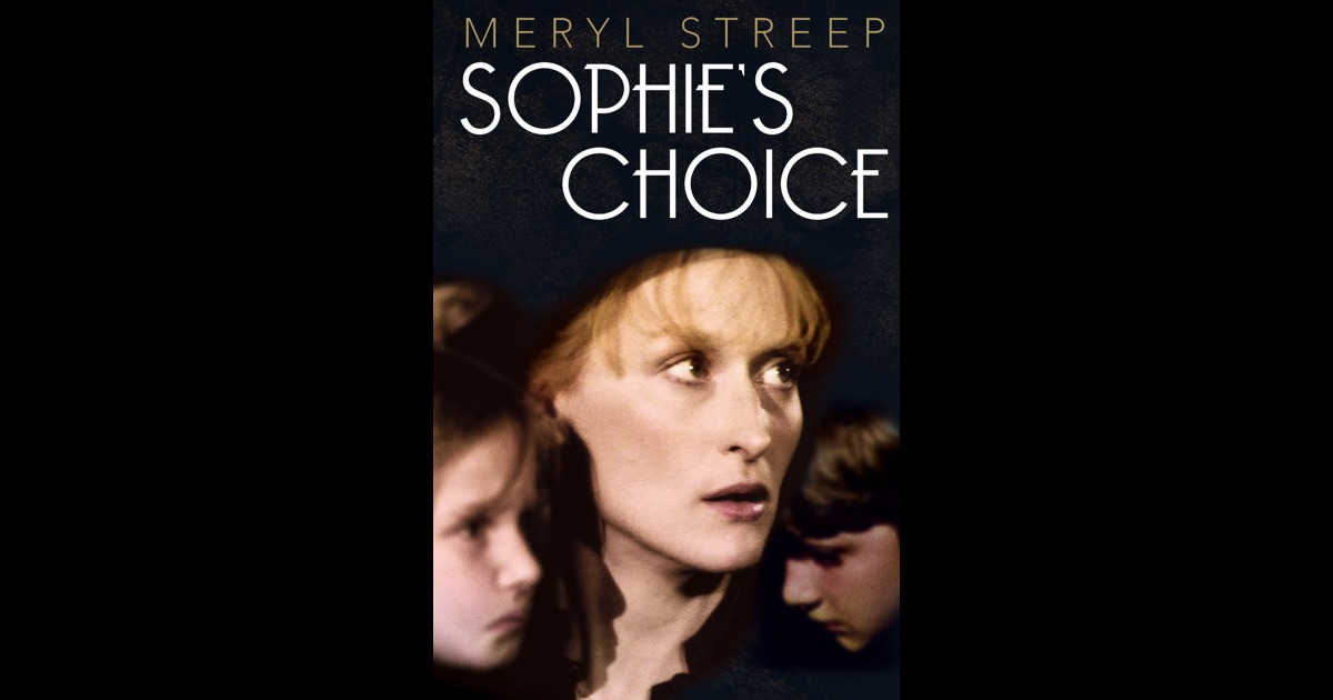 a review on alan pakulas film adaptation of sophies choice
