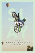 SLAY: The Axell Hodges Story - Donn Maeda Cover Art