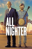 All Nighter - Gavin Wiesen Cover Art
