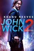 John Wick: Chapter 2 - Chad Stahelski Cover Art