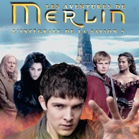 t l charger merlin saison 5 vf 13 pisodes. Black Bedroom Furniture Sets. Home Design Ideas
