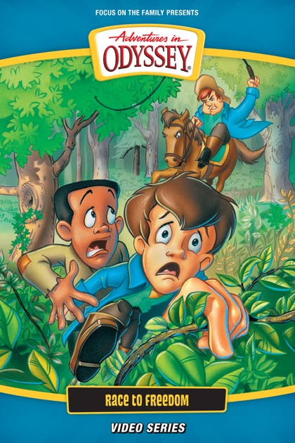Adventures In Odyssey Race To Freedom On Itunes