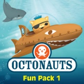 Octonauts, Fun Pack 1 - Octonauts Cover Art