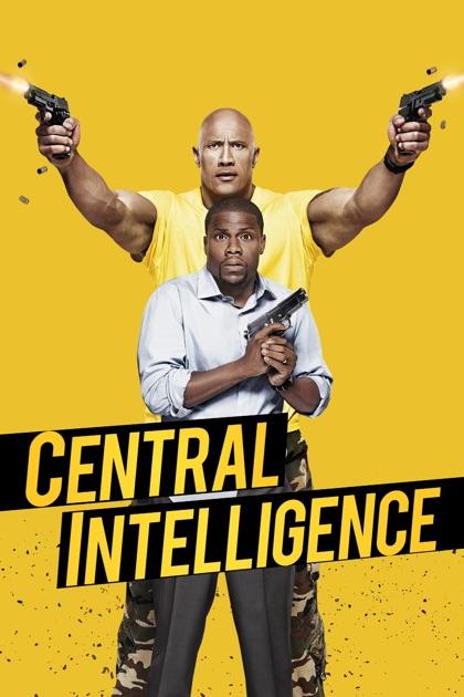 Central Intelligence Besetzung