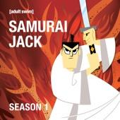 Samurai Jack, Season 1 - Samurai Jack Cover Art