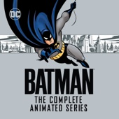 Batman: The Complete Animated Series - Batman: The Animated Series Cover Art