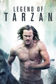 Legend of Tarzan (The Legend Of Tarzan) (2016)