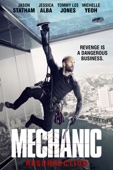 Mechanic Resurrection - Dennis Gansel Cover Art