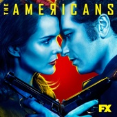 The Americans, Season 4 - The Americans Cover Art