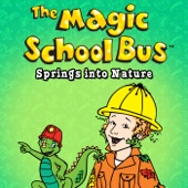 The Magic School Bus, Springs Into Nature - The Magic School Bus Cover Art