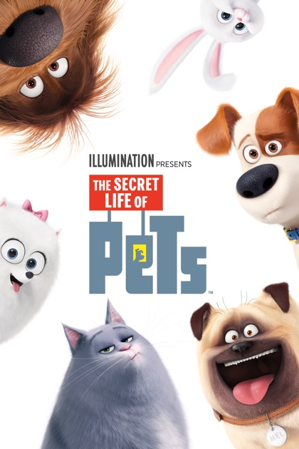 the secret life of pets on itunes
