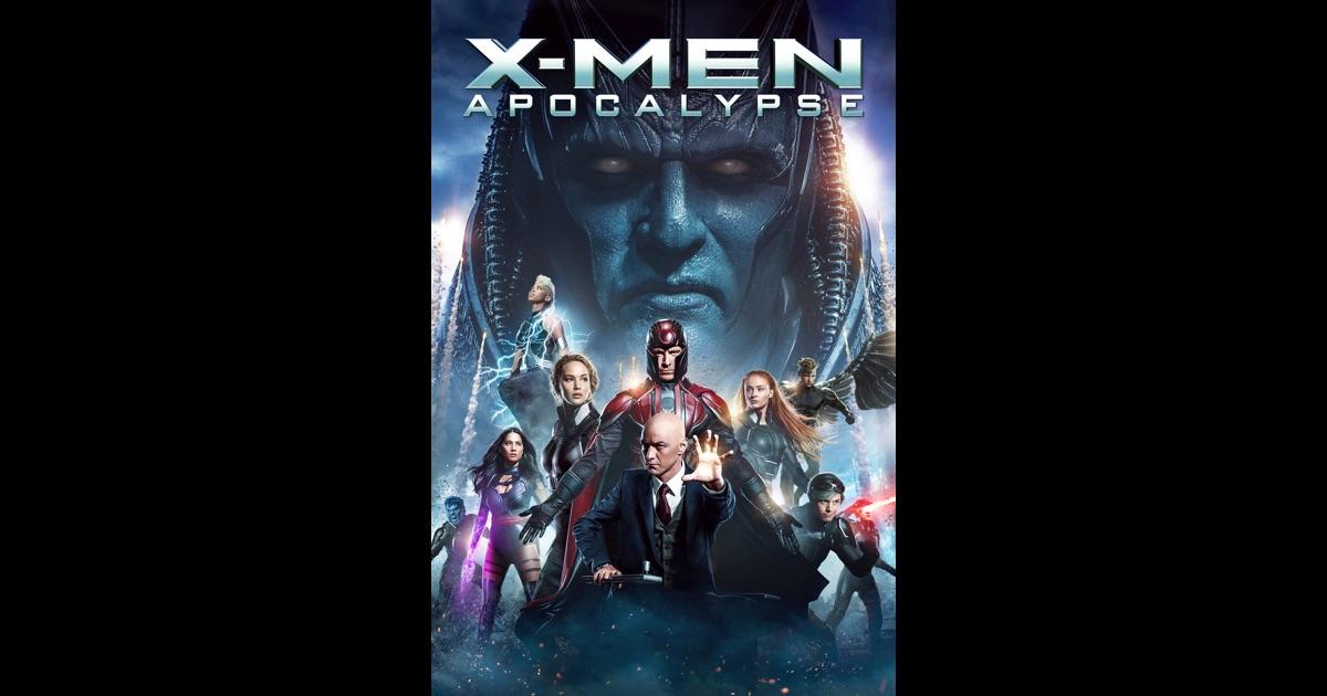 X-MEN MOVIE ITUNES