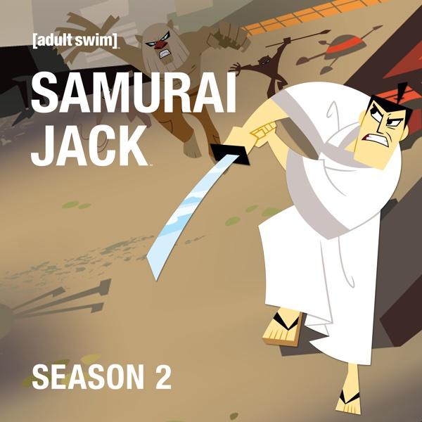 Samurai Jack Demongo